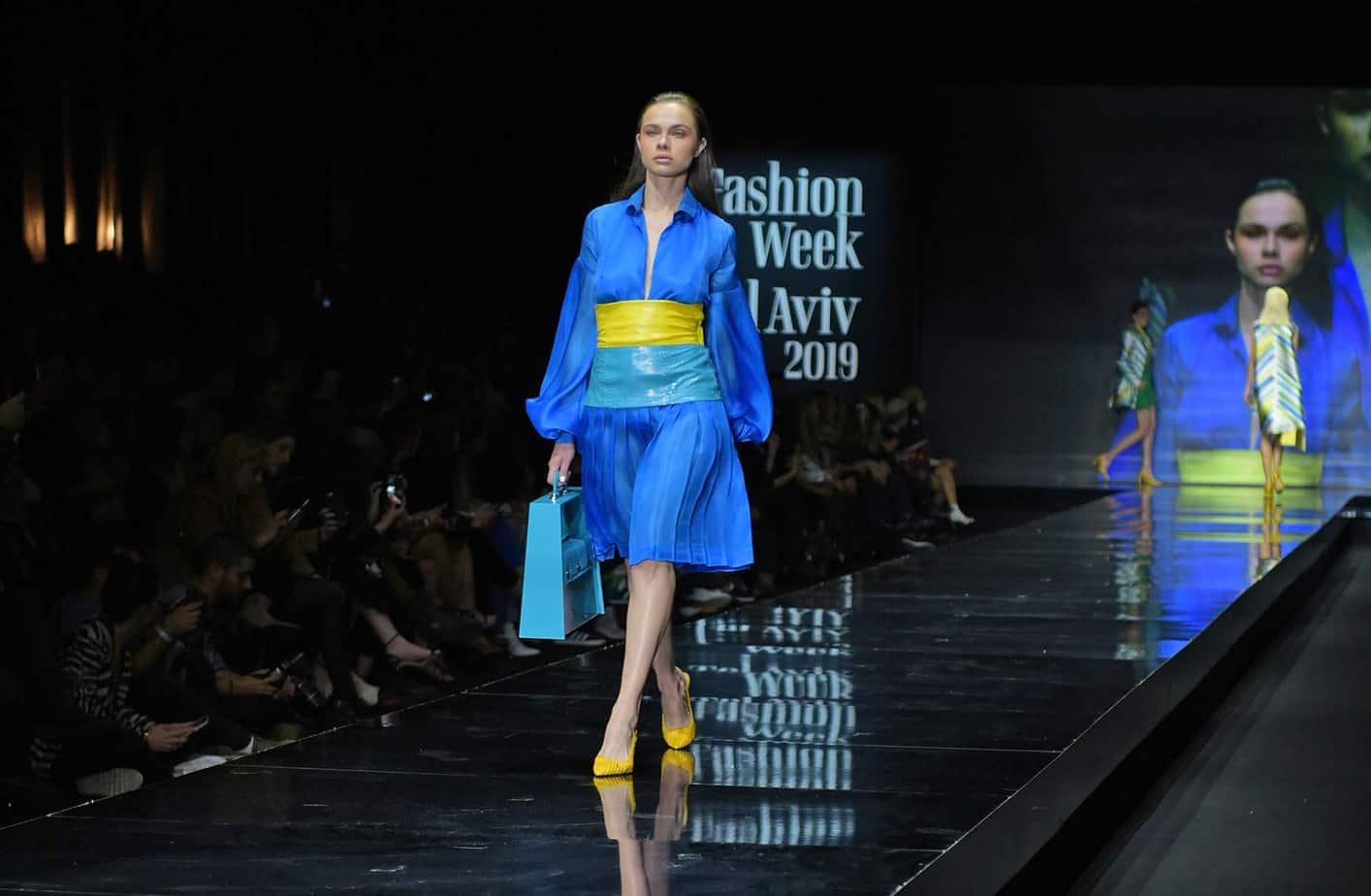 שי שלום. שבוע האופנה תל אביב 2019. צילום סרג'ו סטרודובצב - 5