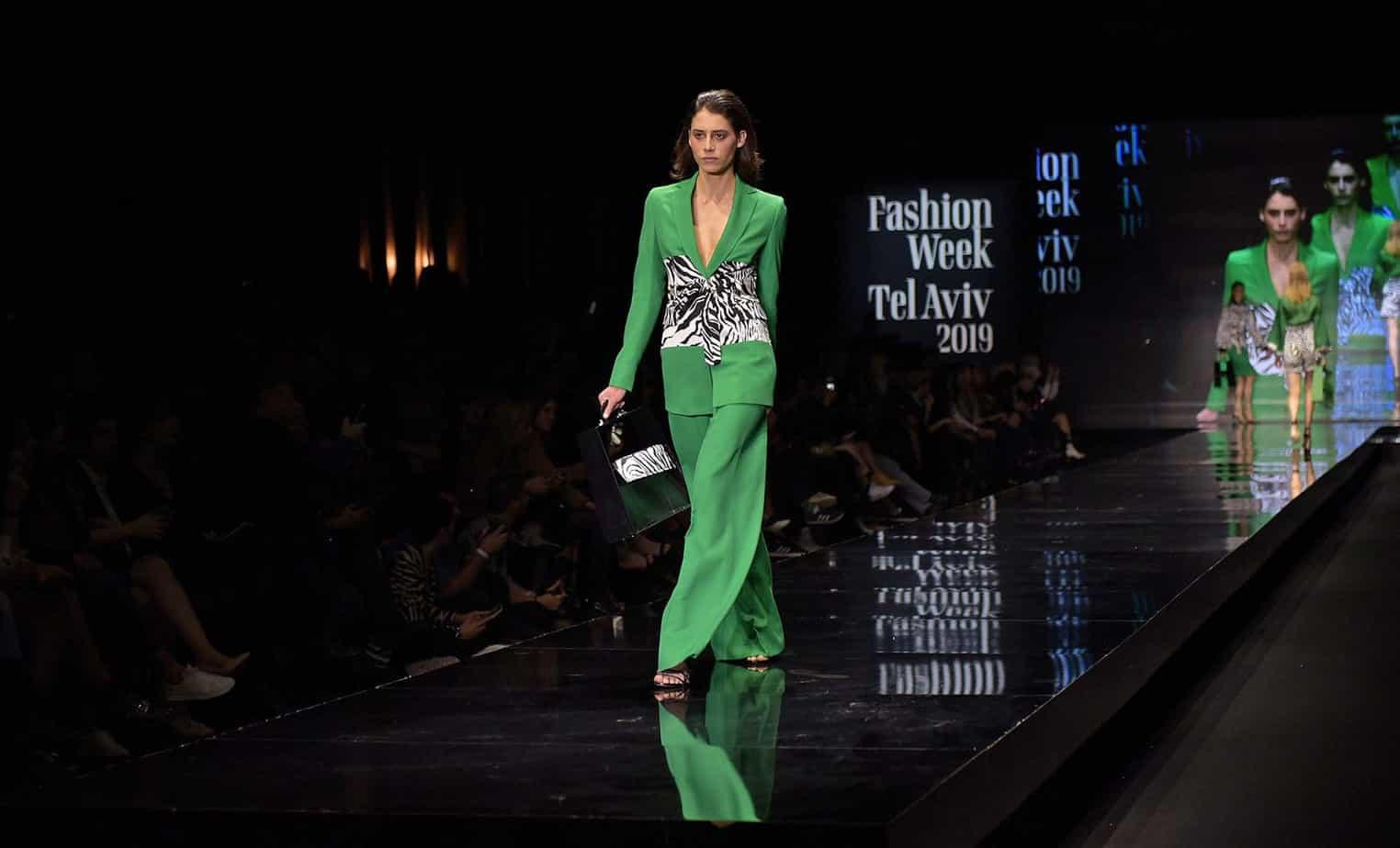 שי שלום. שבוע האופנה תל אביב 2019. צילום סרג'ו סטרודובצב - 8