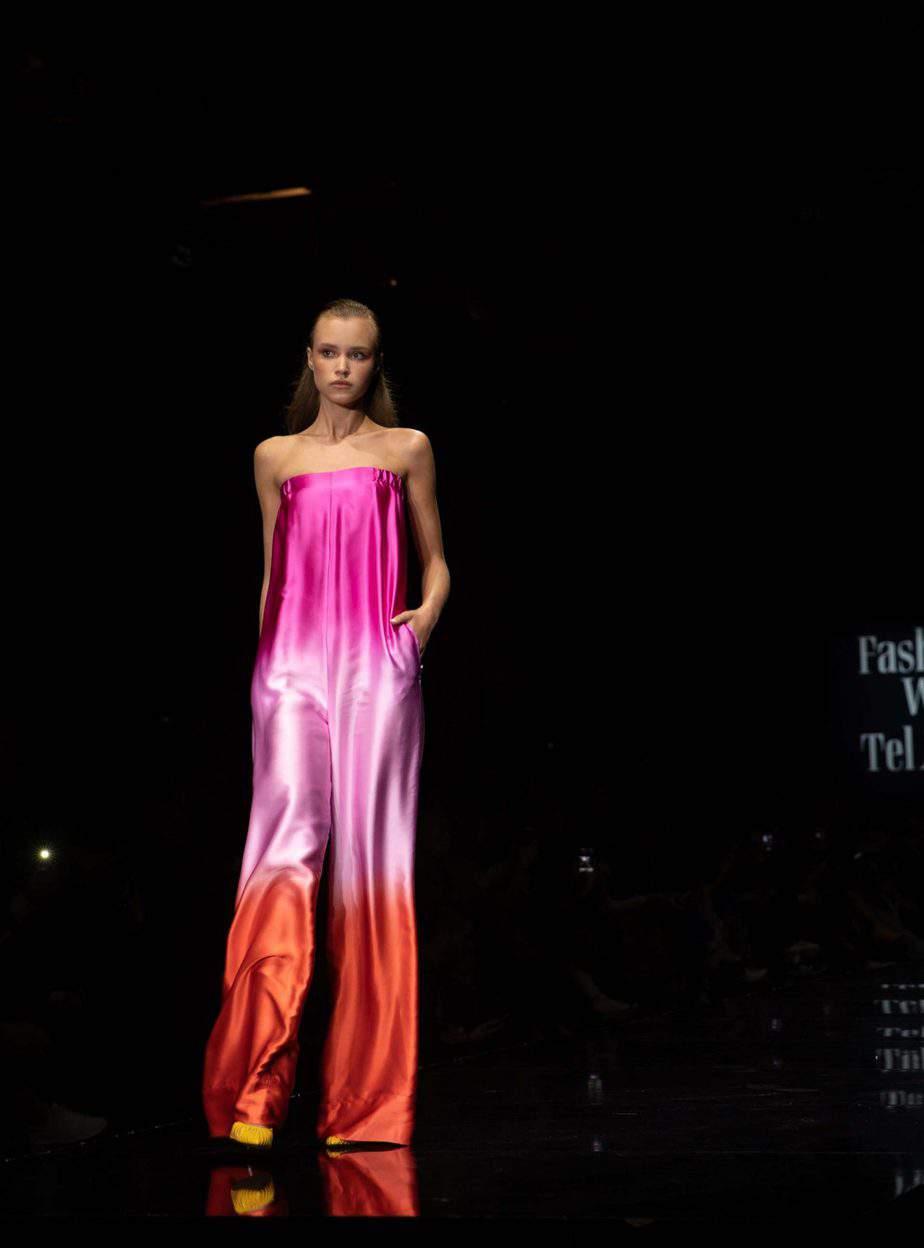 שי שלום. שבוע האופנה תל אביב 2019. צילום עומר קפלן - 3