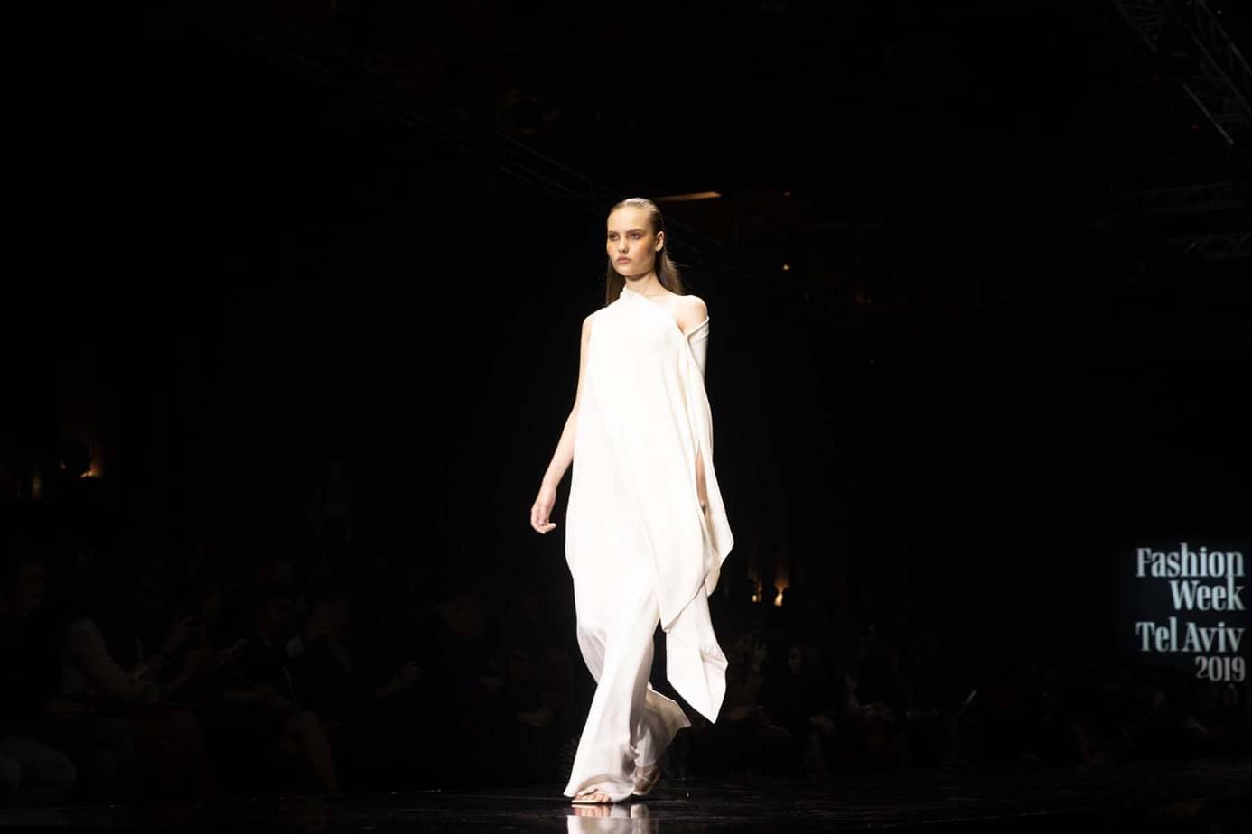 שי שלום. שבוע האופנה תל אביב 2019. צילום עומר קפלן - 7