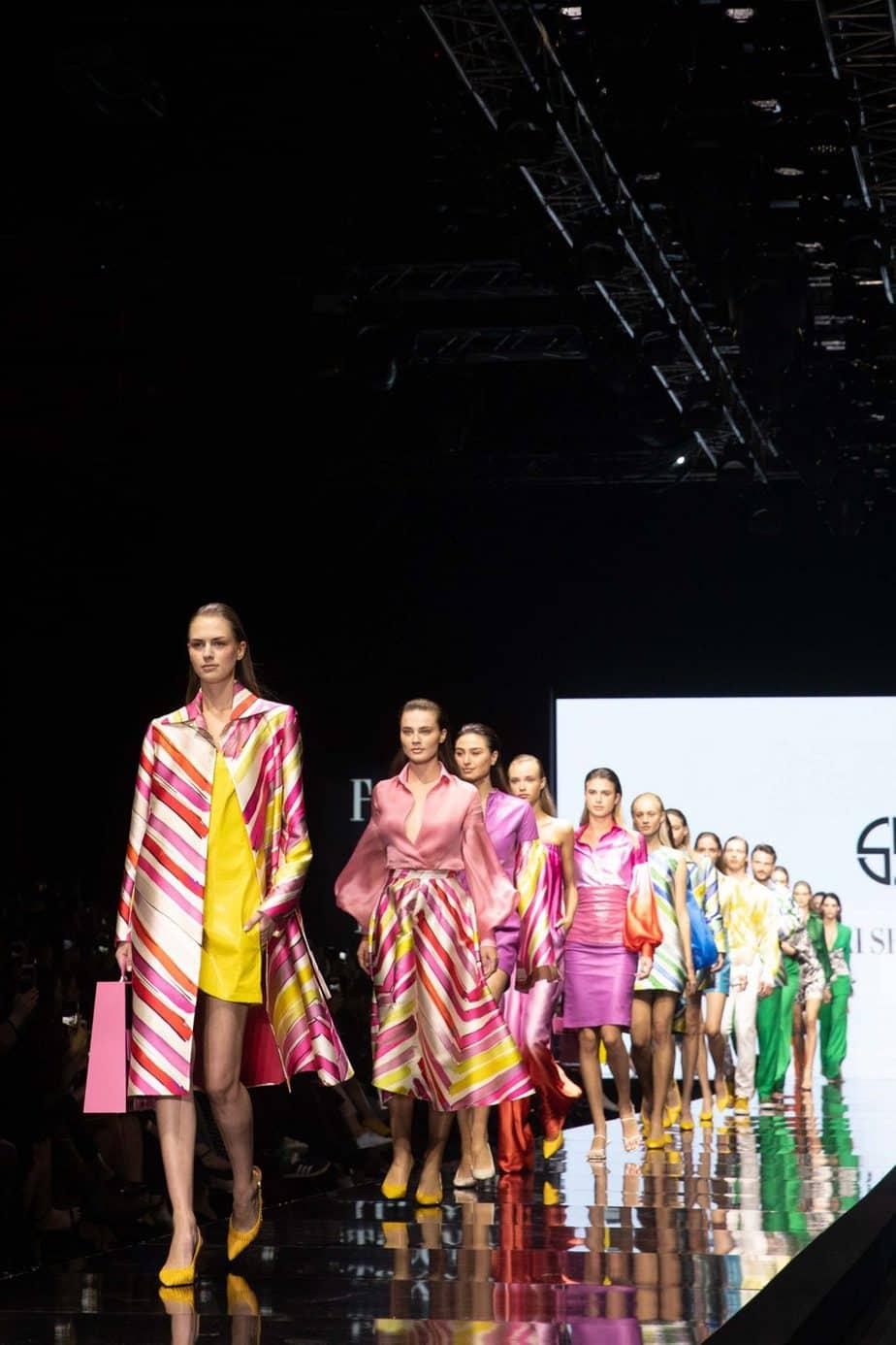 שי שלום. שבוע האופנה תל אביב 2019. צילום עומר קפלן - 8
