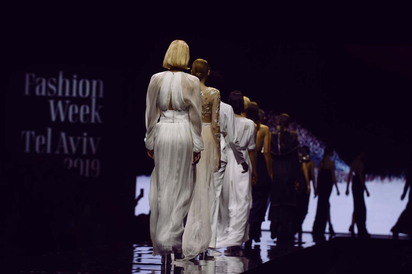 תצוגת משכית, קולקציית משכית, שבוע אופנה תל אביב 2019. צילום עומר רביבי - 132