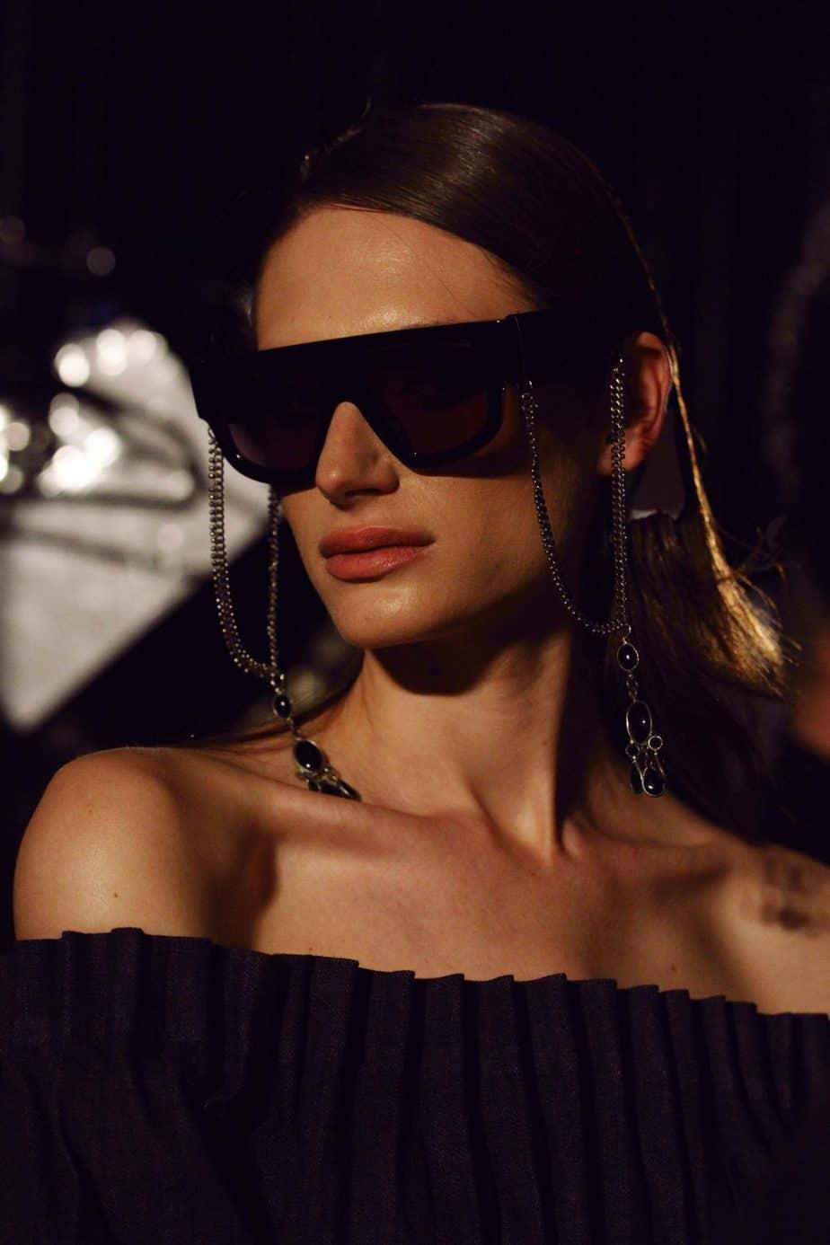 תצוגת משכית, קולקציית משכית, שבוע אופנה תל אביב 2019. צילום עומר רביבי - 116