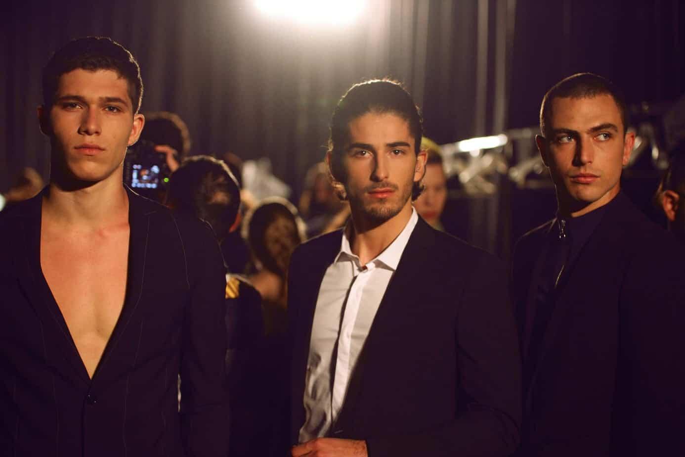 באמוס סקוור, שבוע האופנה תל אביב 2019. צילום עומר רביבי - 148