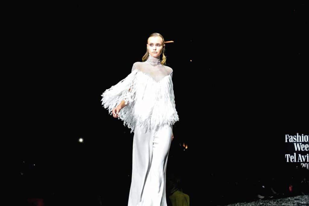 ויוי בלאיש. שבוע האופנה 2019. צילום בן לאון - 11