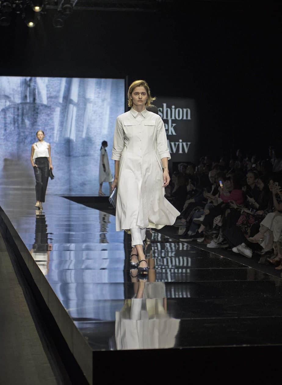 דורין פרנקפורט. שבוע האופנה תל אביב 2019. צילום סרג'ו סטרודובצב - 12