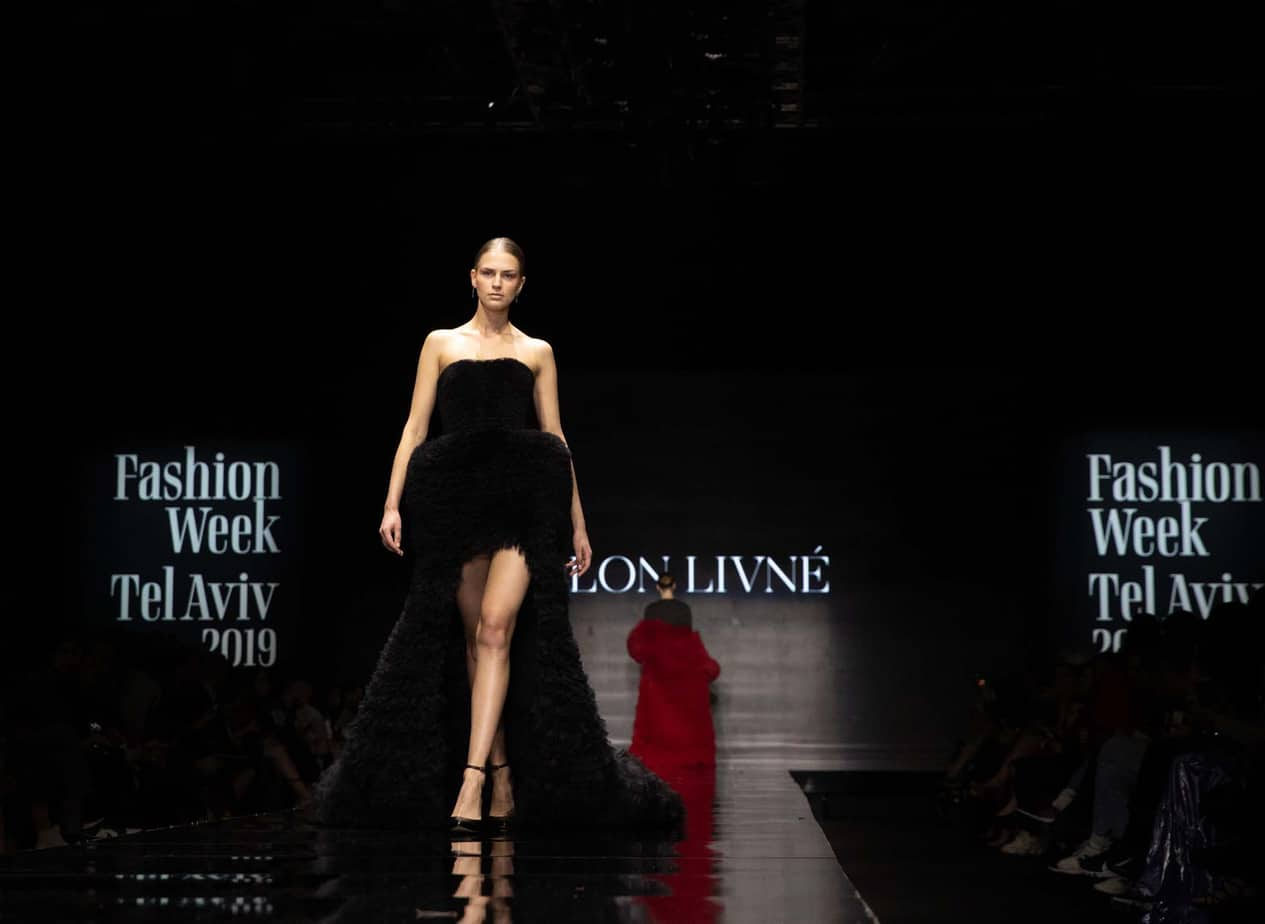 אלון ליבנה. שבוע האופנה תל אביב 2019. צילום עומר קפלן - 8