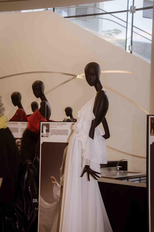 אירוויזיון 2019, תערוכת השמלה המנצחת, צילום מורגן כהן - 1