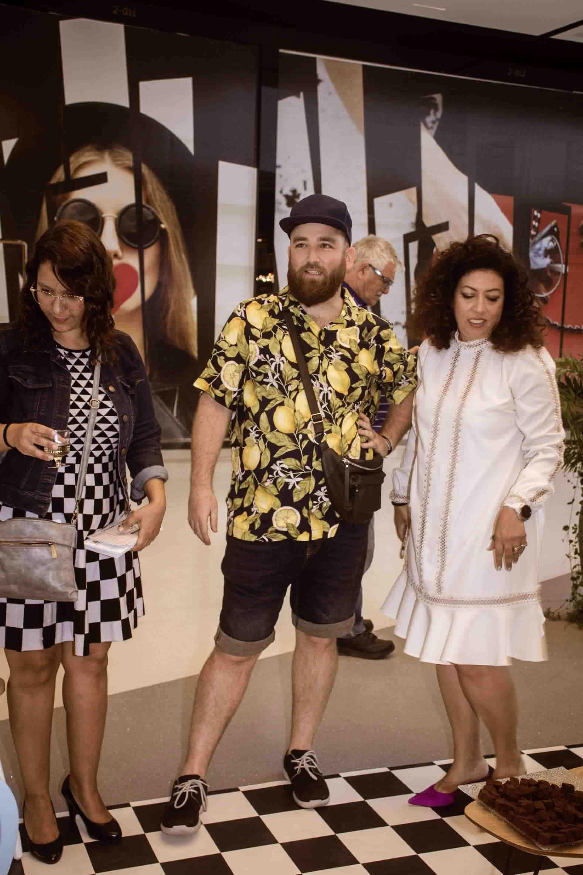 אירוויזיון 2019, תערוכת השמלה המנצחת, צילום Morgan Jamie - 18