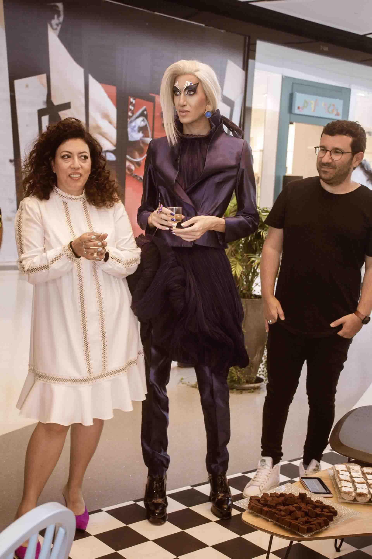 אירוויזיון 2019, תערוכת השמלה המנצחת, צילום Morgan Jamie - 185
