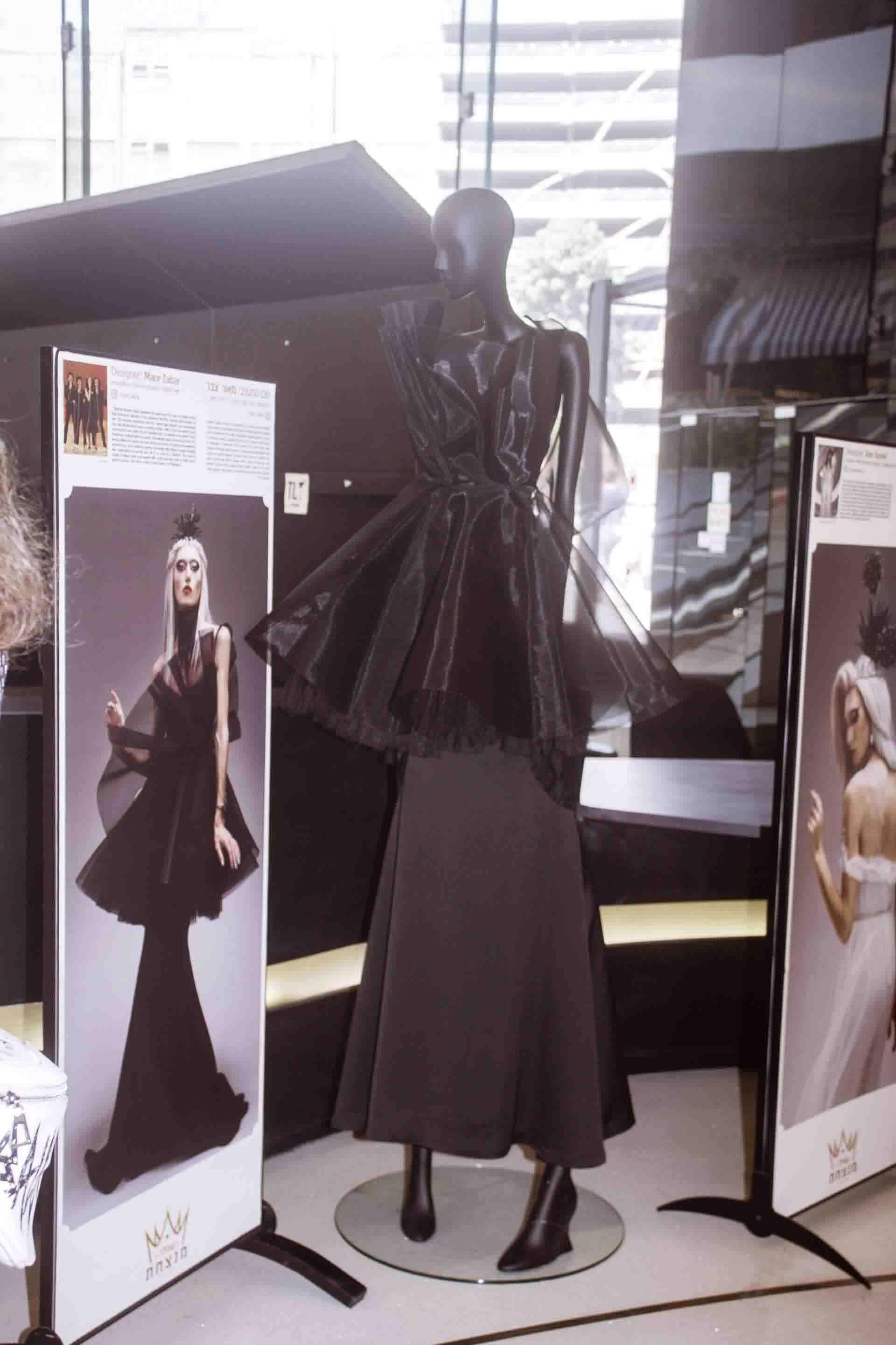 אירוויזיון 2019, תערוכת השמלה המנצחת, צילום Morgan Jamie - 1828