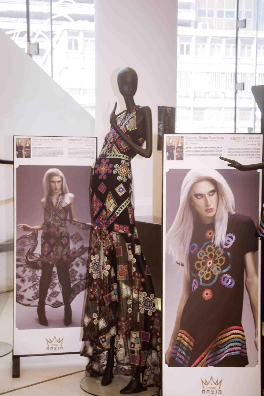 אירוויזיון 2019, תערוכת השמלה המנצחת, צילום Morgan Jamie - 189