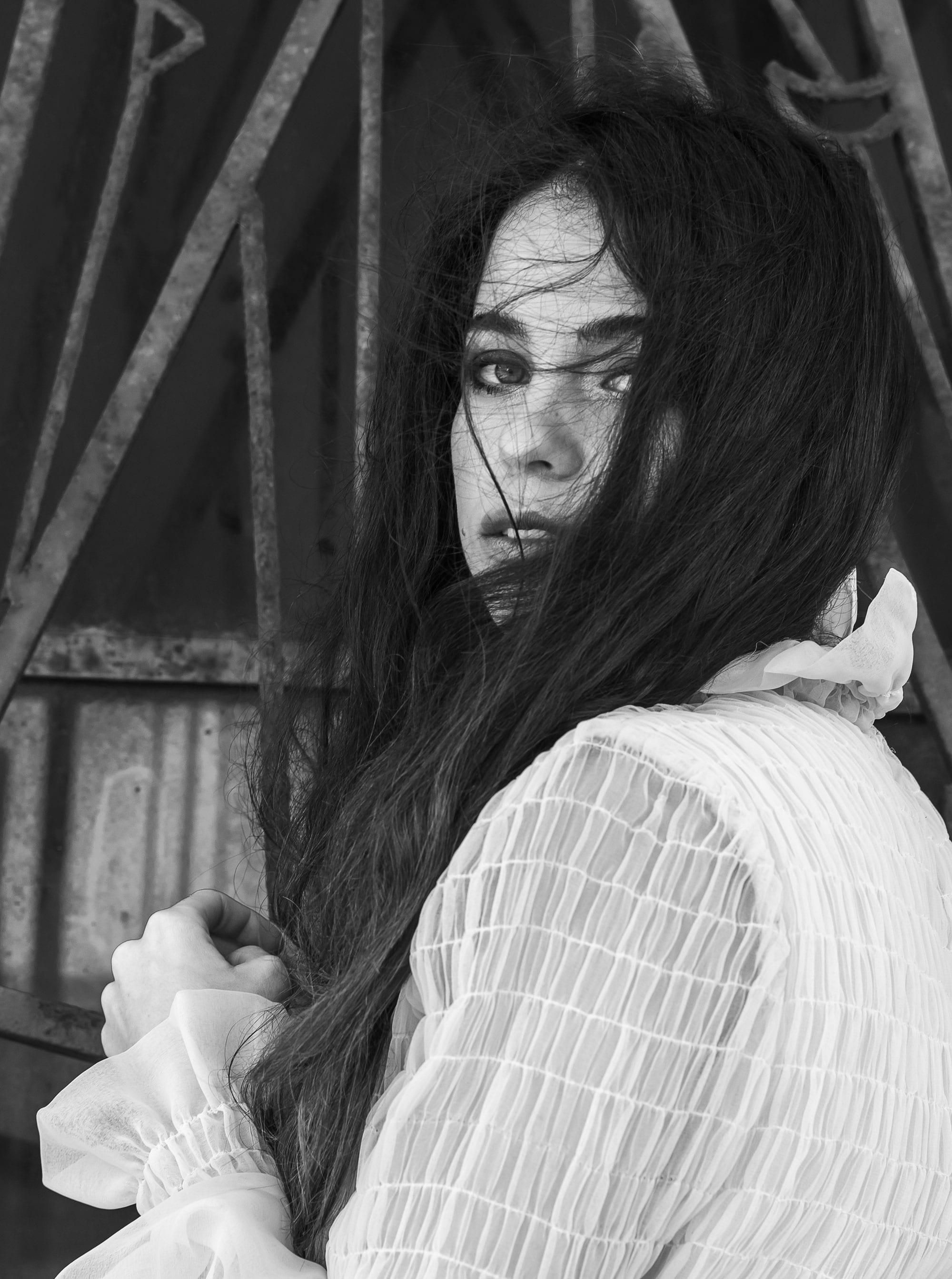 ניב סופר, צילום שרון סטאר, איפור אורנה רימוק, כתבות אופנה, לוני וינטג׳ - 4