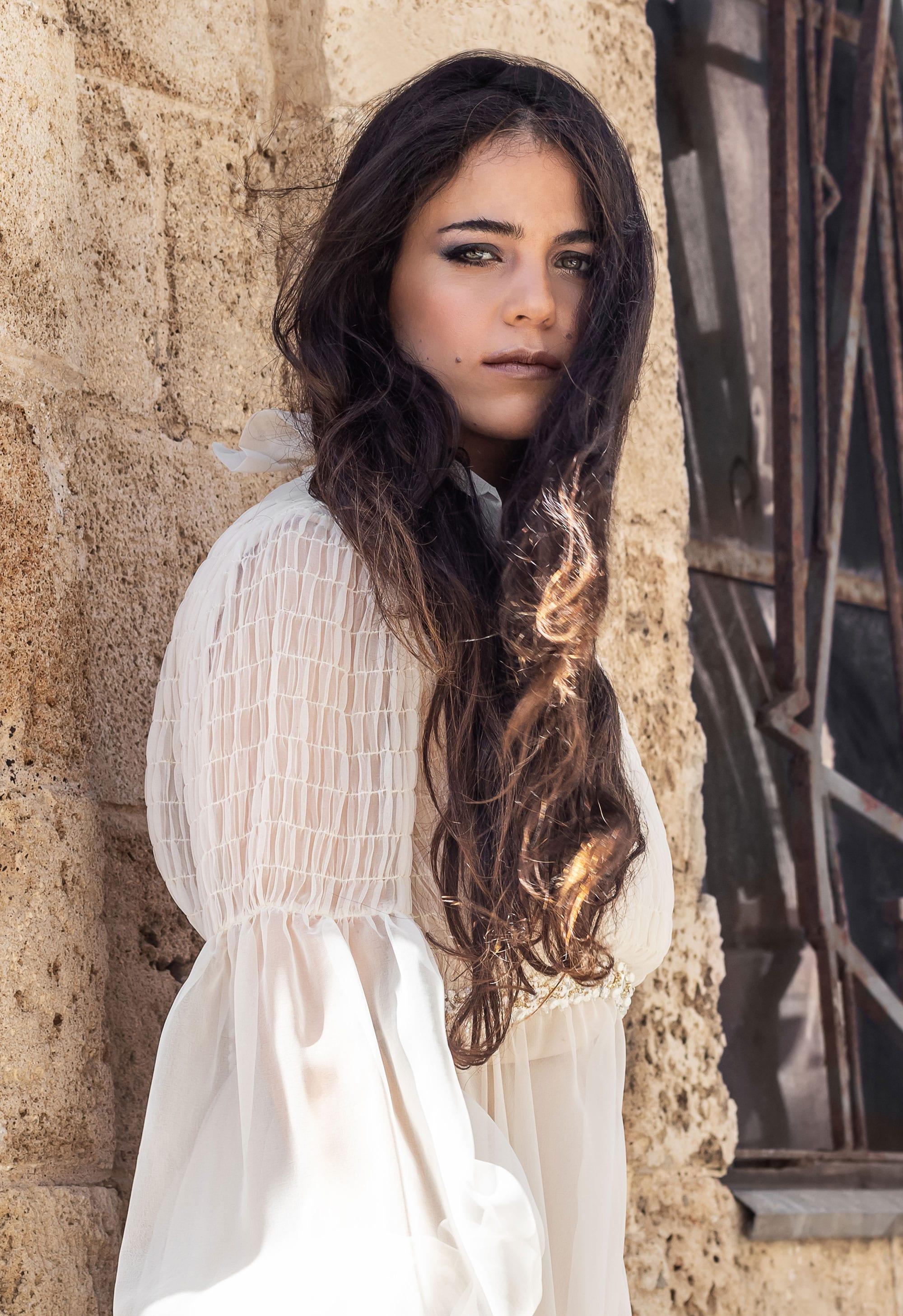 ניב סופר, צילום שרון סטאר, איפור אורנה רימוק, כתבות אופנה, לוני וינטג׳ - 5