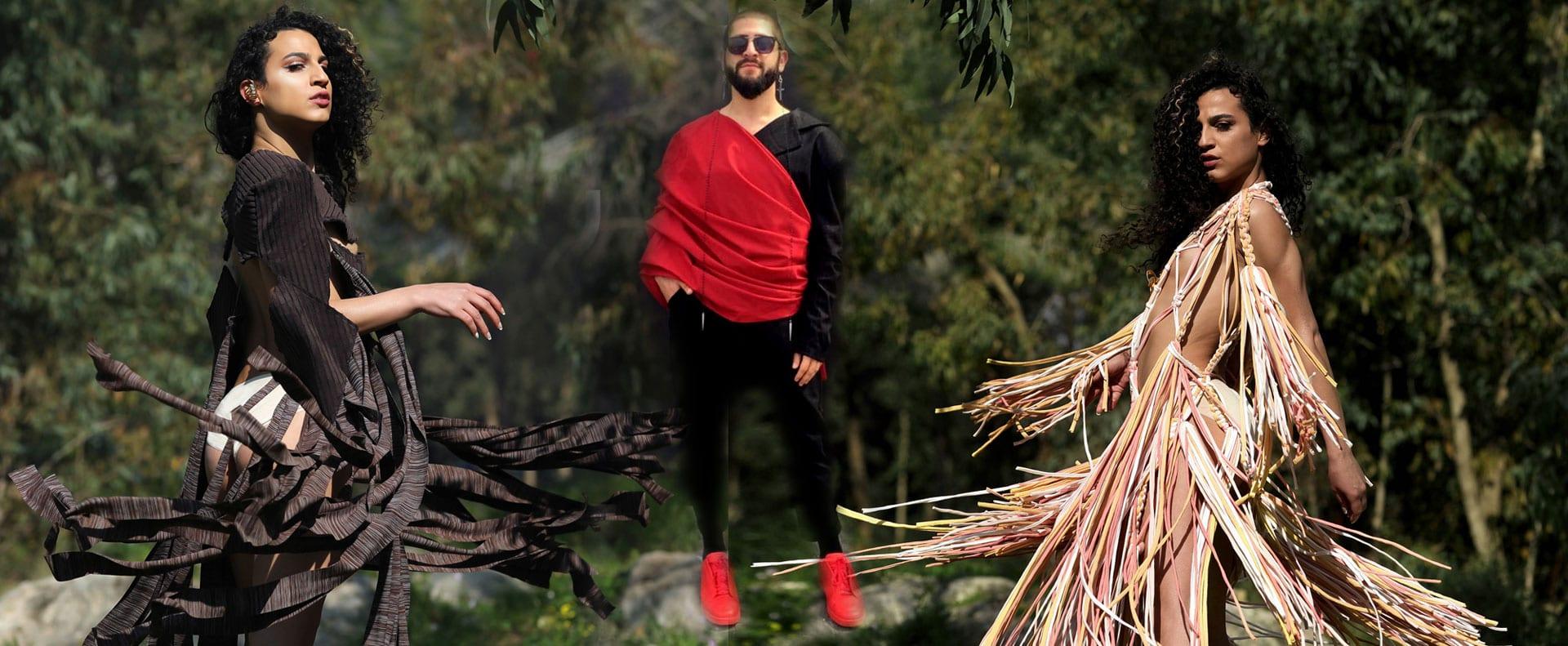 ג׳ורג׳ נאסר, מעצב אופנה - 3144