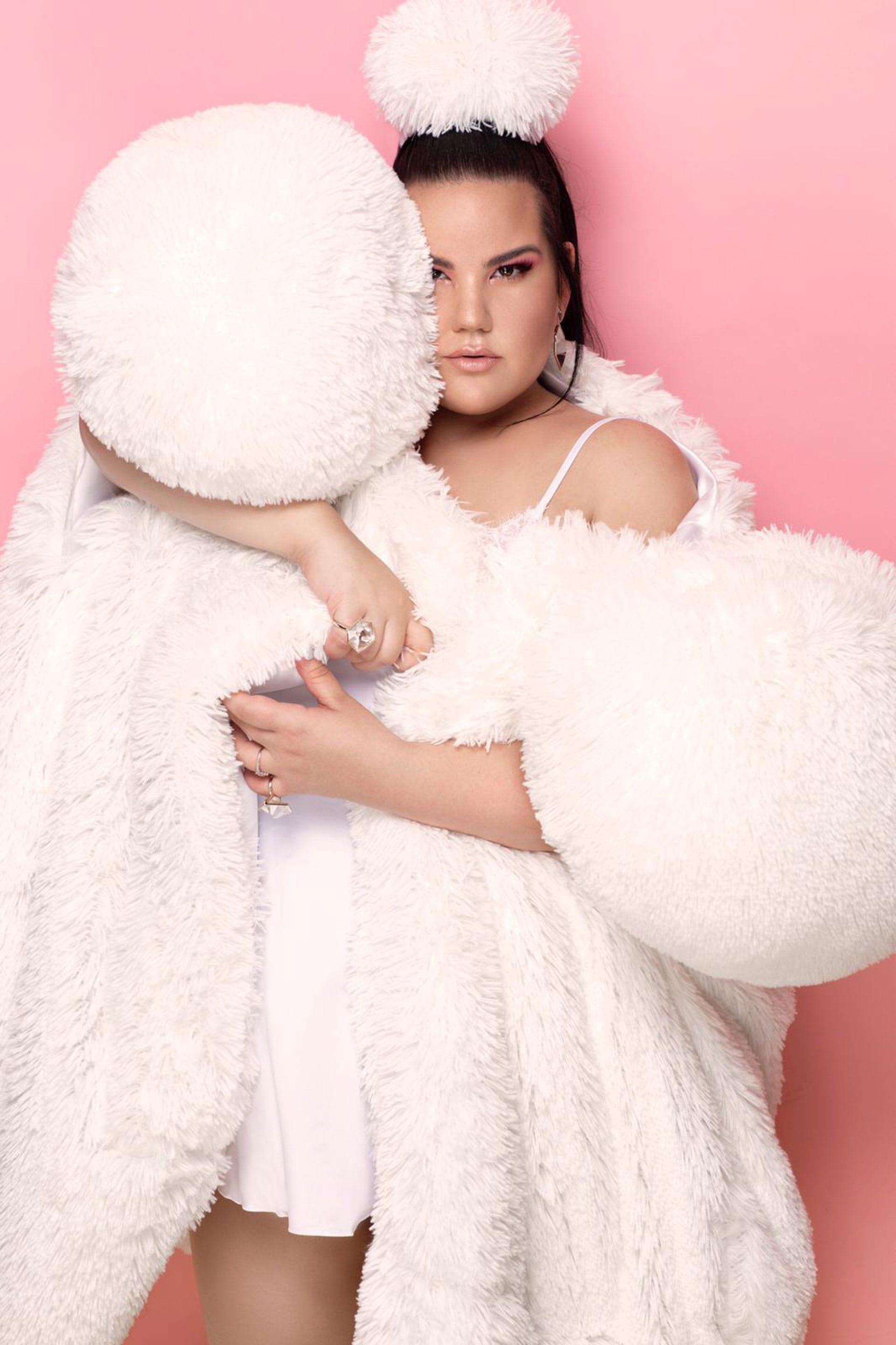 הטע ברזילי, צילום דניאל קמינסקי לשער את, עיצוב שמלה BOOBA MACHO - קארין וסילוק