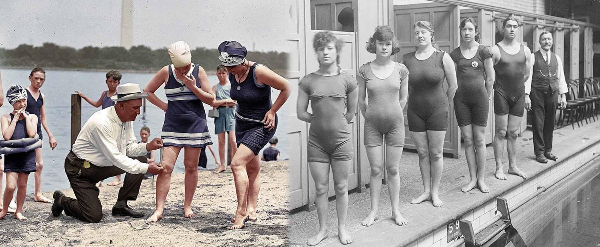 בגדי ים נשים