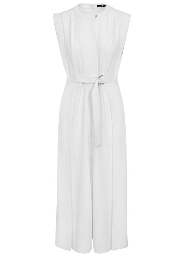 שמלה לבנה של גולברי מחיר 399.90 שח צילום ניר יפה