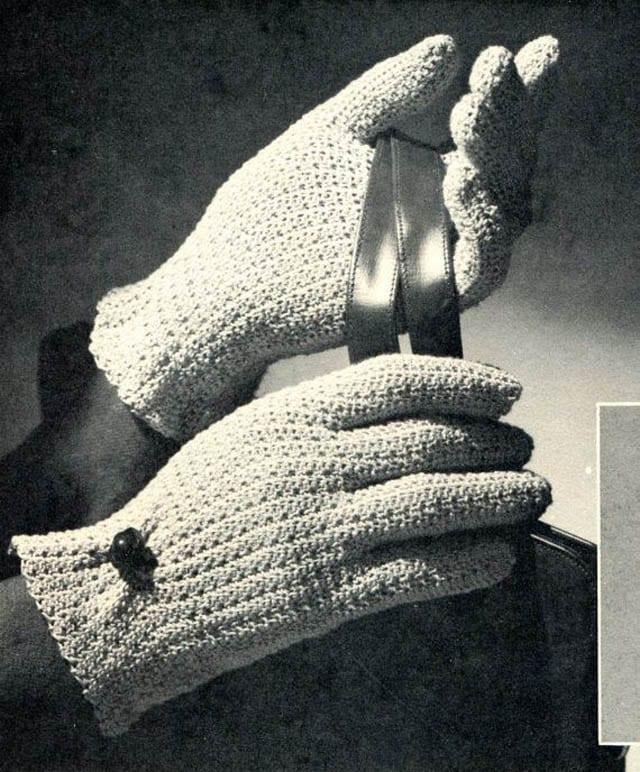 כפפות_מצמר_1940