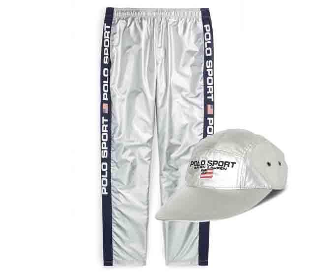 RALPH LAUREN. מכנסיים: 790 שקל, קובע קסקט: 390 שקל. צילום: יח״צ חו״ל