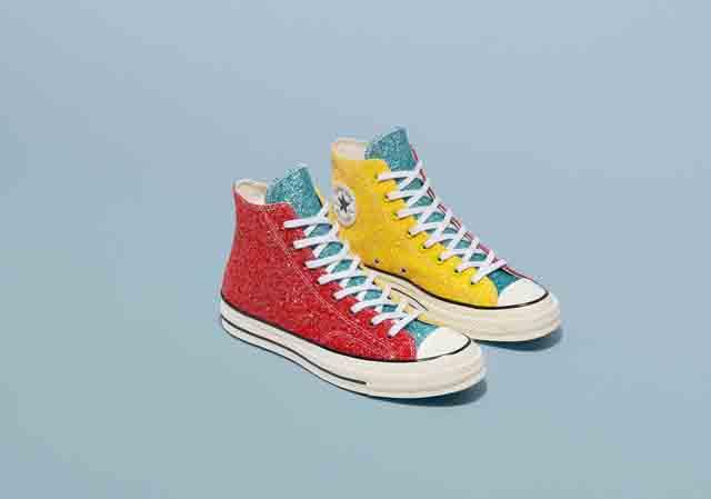 נעלי קונברס FACTORY54_CNVS_JWA_GLITTER_599nis PHOTO PR
