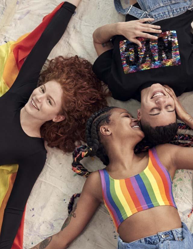 גאווה H&M-Love for all צילום הנס מוריץ (1)