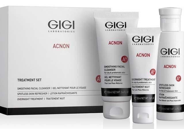 חברת הקוסמטיקה GIGI השיקה את הסידרה הטיפולית החדשה בתחום הקוסמטיקה המקצועית לטיפול באקנה2
