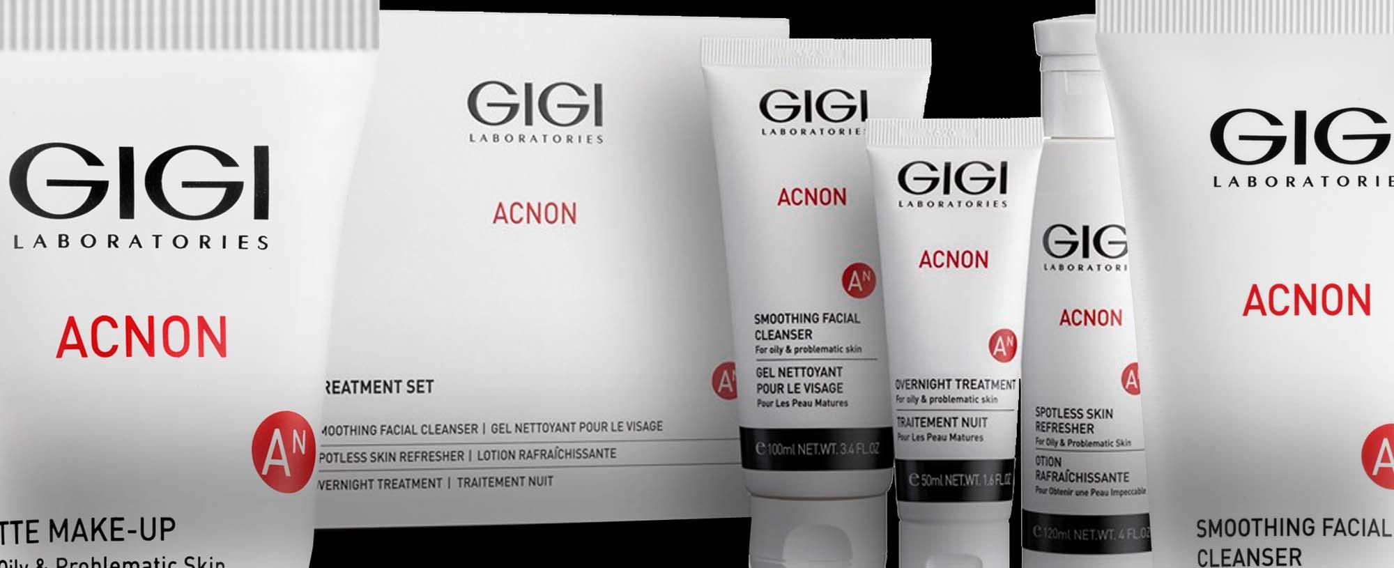 חברת הקוסמטיקה GIGI השיקה את הסידרה הטיפולית החדשה בתחום הקוסמטיקה המקצועית לטיפול באקנה