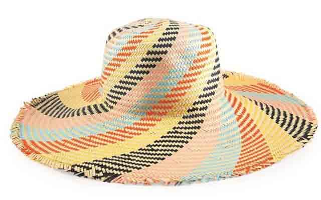 כובע קש של MARC CAIN - קיץ 2019 230 שח צילום יחצ חול