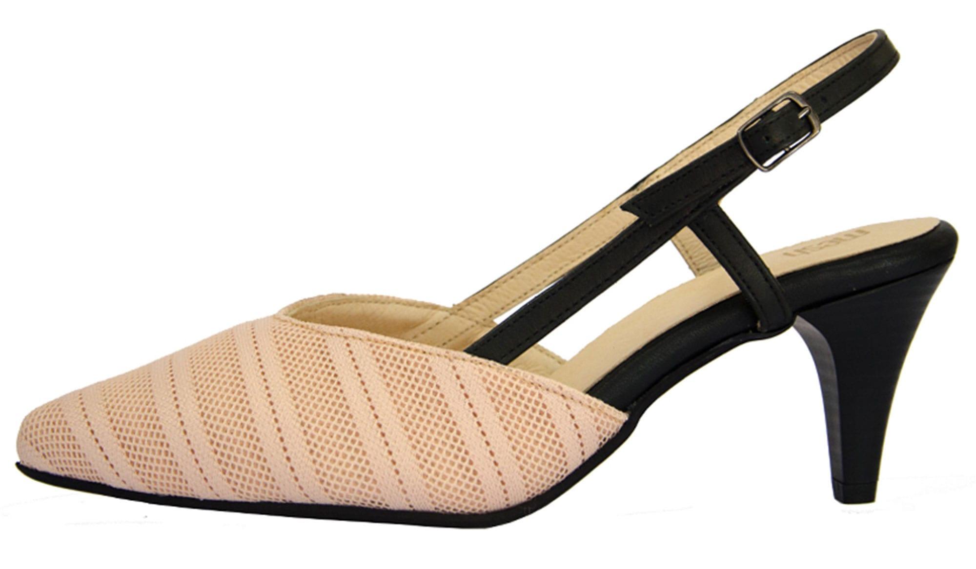 ביכורים לשבועות: Mesh Shoes, מותג הנעליים של המעצבת שרון חרמש. מחיר: 635 שקל. צילום: שרון חרמש