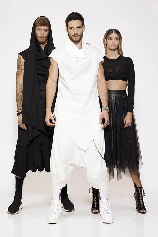 אופנה, ארקטה, אופנת גברים - 16