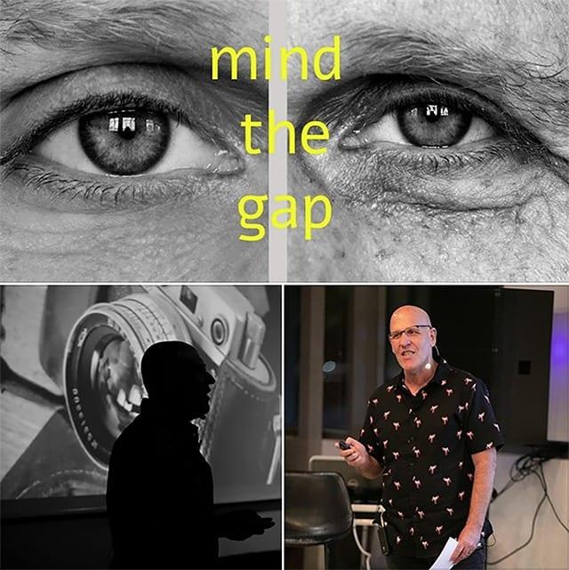 עידו לביא מתוך ההרצאה שלו mind the gap, אופנה, חדשות אופנה, מגזין אופנה, כתבות אופנה