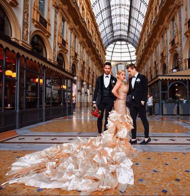 אופנה, Fashion Israel, מעצבת חליפות החתן דורין סגול