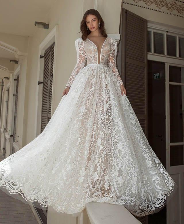 אופנה, Fashion Israel, שמלת כלה של עובד כהן. צילום: דביר כחלון