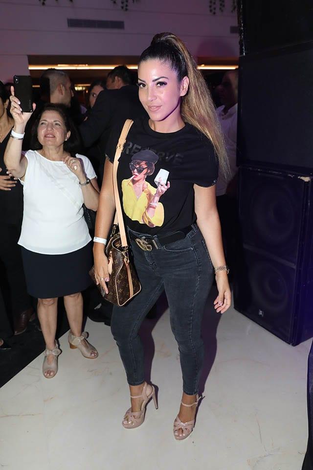 FASHION ISRAEL, אופנה - שר סנדרה
