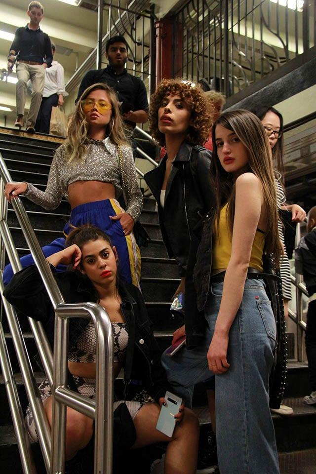 אופנה, איפור, מגזין אופנה, חדשות אופנה, כתבות אופנה, אור יעקוב רומי אברג'יל ליזה ביך צילום לאל אוטניק ואור סיט ואנג'ל ברנס - 4