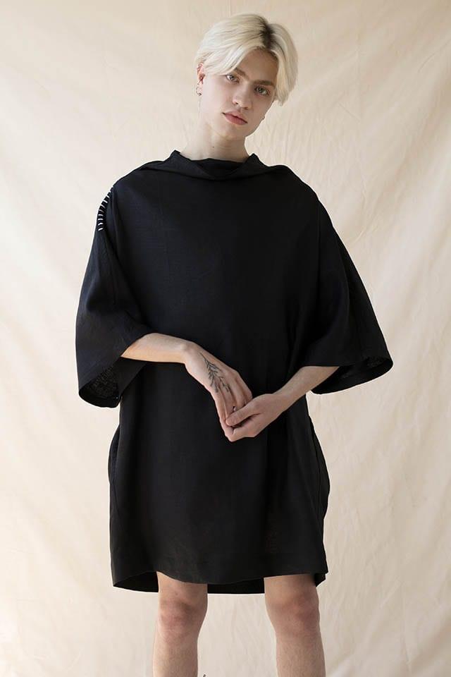 אופנה, מגזין אופנה, שופינג, שמלת קימונו של JAHTA WEAR