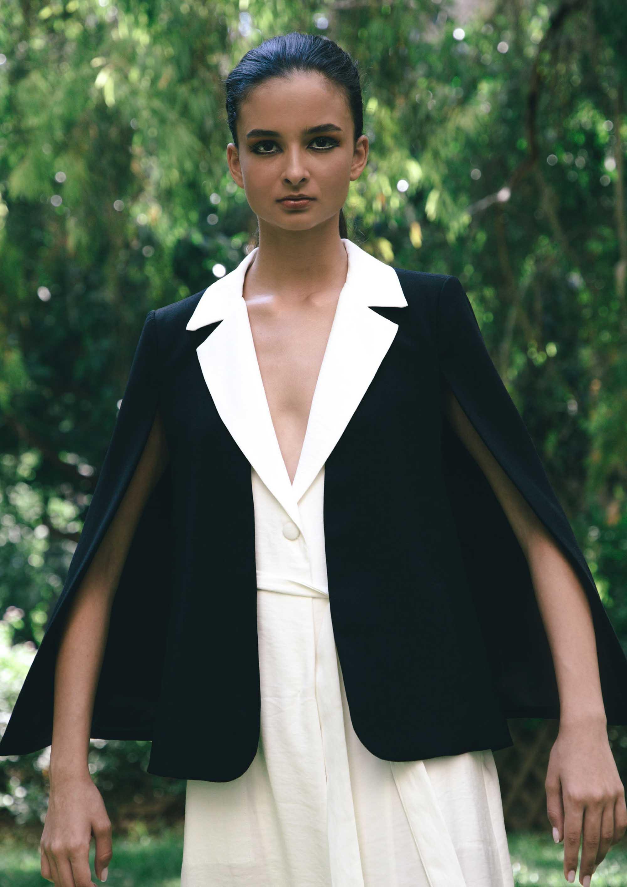 אופנה, Fashion Academy: סטיילינג: Liron Dishel Stylementor, צילום Dana Lavie, איפור ועיצוב שיער Tal Lavie, דוגמנית: Benhai Marie ל-Yuli Models, מגזין אופנה -4