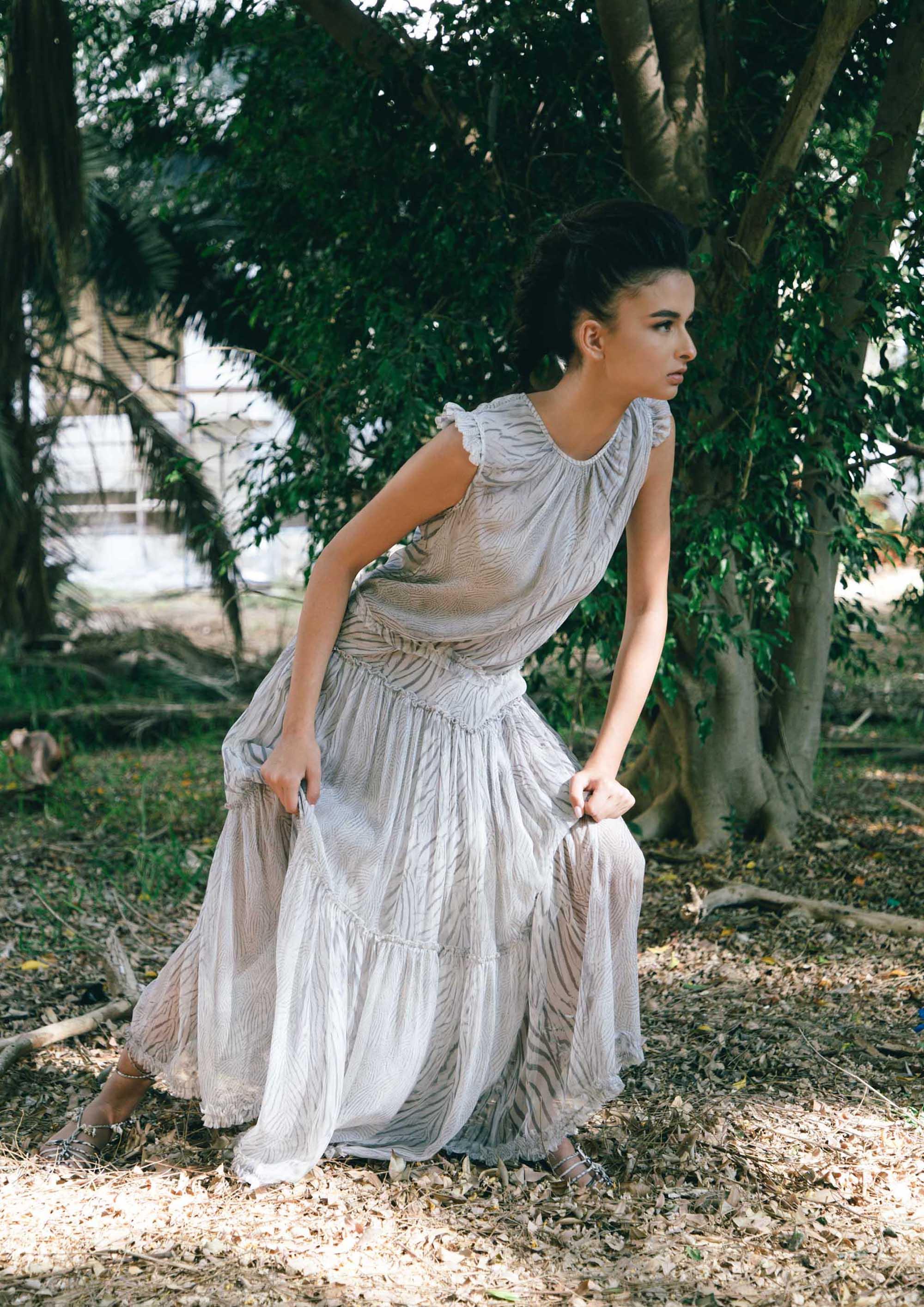 אופנה, Fashion Academy: סטיילינג: Liron Dishel Stylementor, צילום Dana Lavie, איפור ועיצוב שיער Tal Lavie, דוגמנית: Benhai Marie ל-Yuli Models, מגזין אופנה -5
