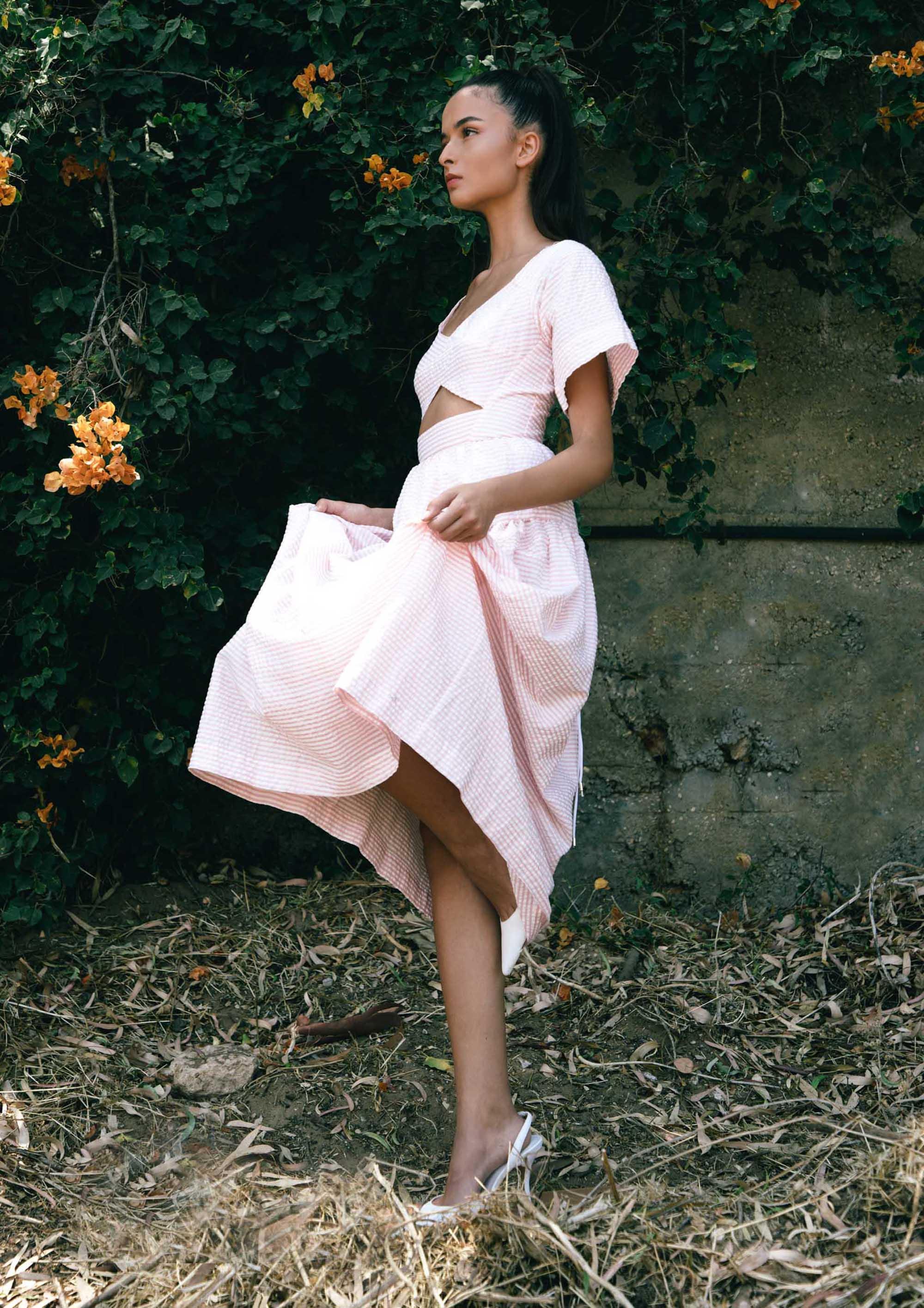 אופנה, Fashion Academy: סטיילינג: Liron Dishel Stylementor, צילום Dana Lavie, איפור ועיצוב שיער Tal Lavie, דוגמנית: Benhai Marie ל-Yuli Models, מגזין אופנה -8