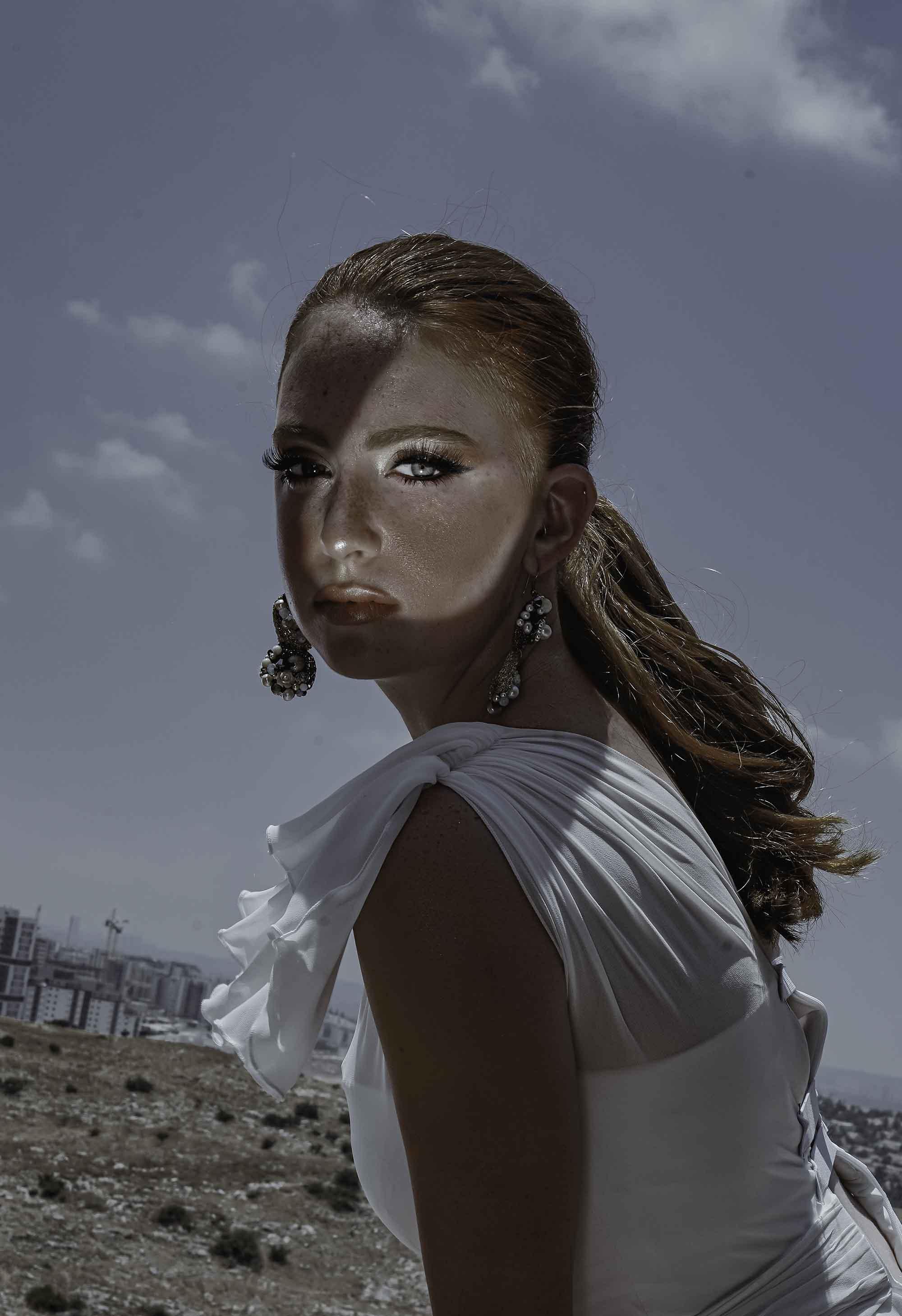 אופנה, איפור, אורנה רימוק, צילום, בן לאון, דוגמנית, אמילי זלצר, מגזין אופנה -6