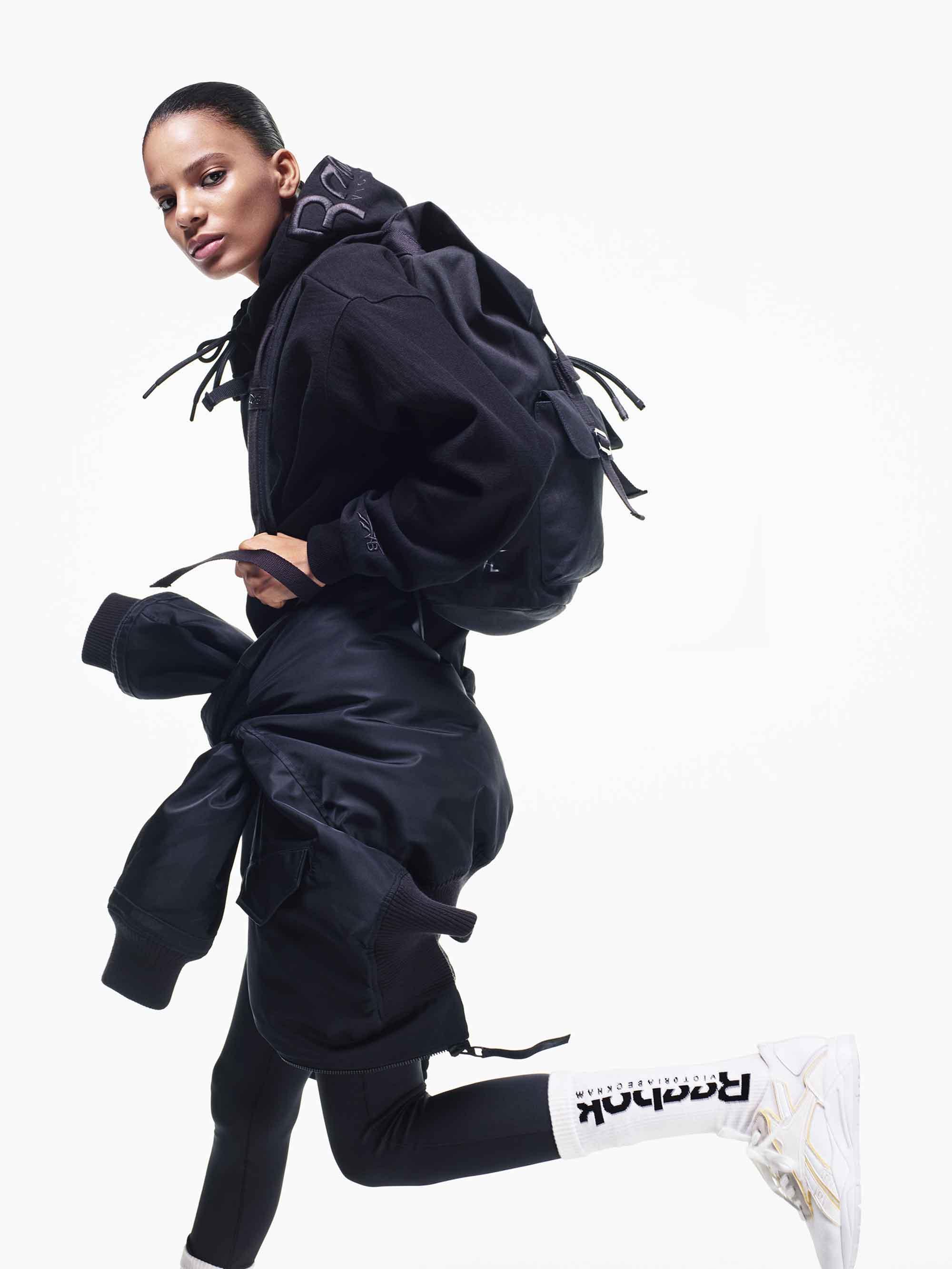 ויקטוריה בקהאם ו REEBOK - מגזין אופנה - Fashion Israel - כתבות מגזין אופנה
