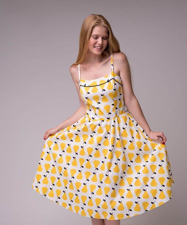 מגזין אופנה, אופנה, שמלה שלנעמה בצלאל