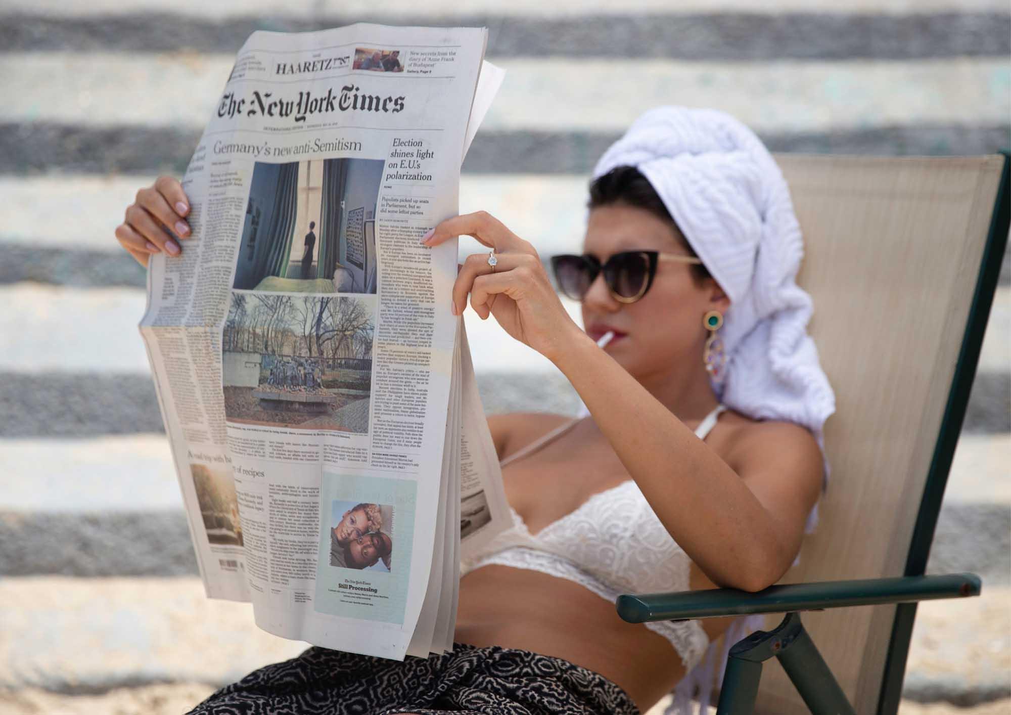 אופנה, Fashion Academy: צילום: היבה מחאמיד, סטייליסטית ודוגמנית: הדס טייכטל, איפור: דיאנה סלימאן, אסיסטנט: פאיז מחאמיד -3