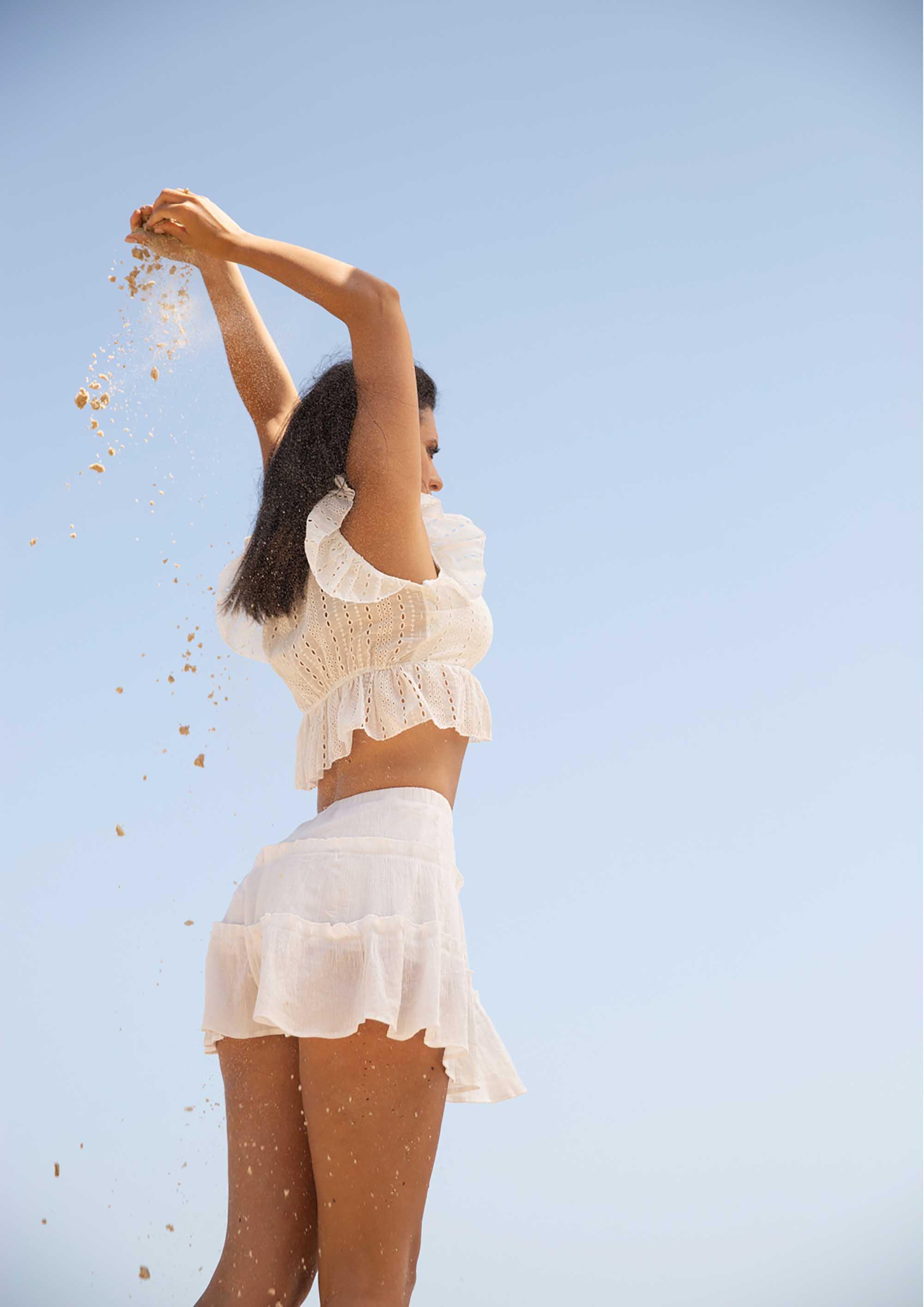 אופנה, Fashion Academy: צילום: היבה מחאמיד, סטייליסטית ודוגמנית: הדס טייכטל, איפור: דיאנה סלימאן, אסיסטנט: פאיז מחאמיד -5