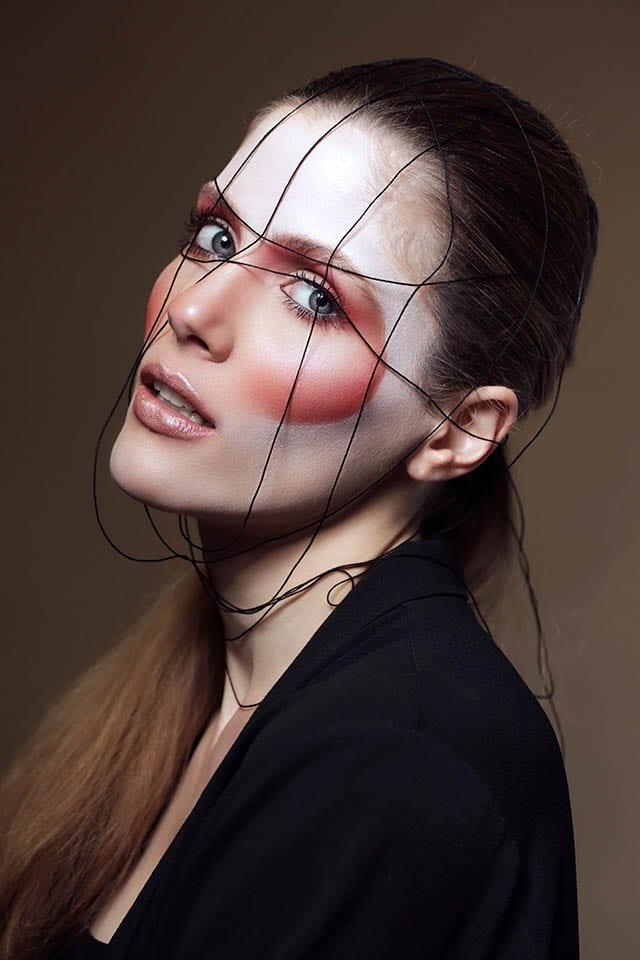 Fashion Israel - 2020 חדשות אופנה, כתבות אופנה 2020, טרנדים, מגזין אופנה, אופנה - איפור ירין שחף , צילום מיכה קיזנר -