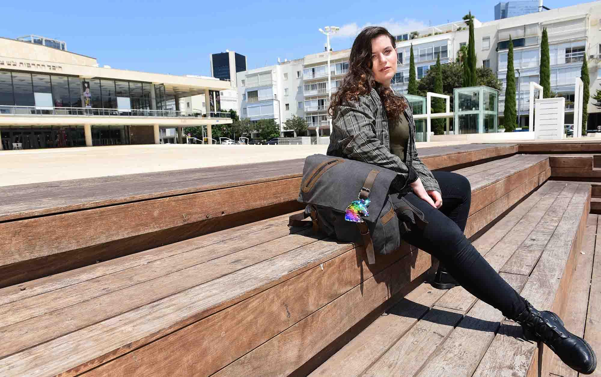 תמרה גראוס - - Fashion Israel - 2020 חדשות אופנה 2020, כתבות אופנה 2020, טרנדים 2020, מגזין אופנה ישראלי, אופנה - 1