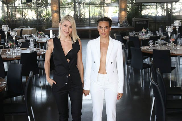 מיה קרמר ומיטל דה רזון אולמי גאיה למען עמותת תהלה צילום אור גפן (2) - Fashion Israel - 2020 חדשות אופנה 2020, כתבות אופנה 2020, טרנדים 2020, מגזין אופנה ישראלי, אופנה -