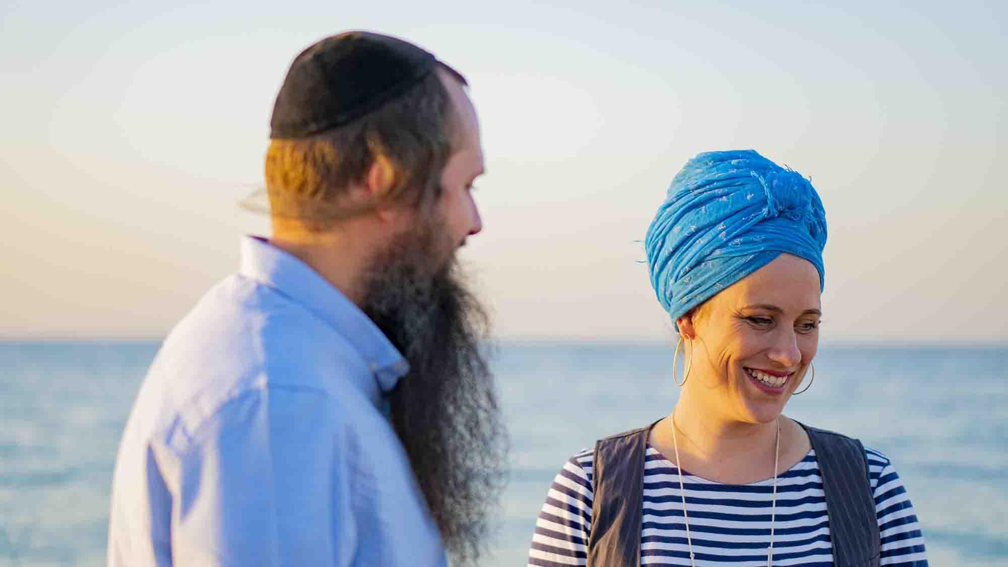 לאה לאוקשטיין ובעלה - Fashion Israel - 2020 חדשות אופנה 2020, כתבות אופנה 2020, טרנדים 2020, מגזין אופנה ישראלי, אופנה -