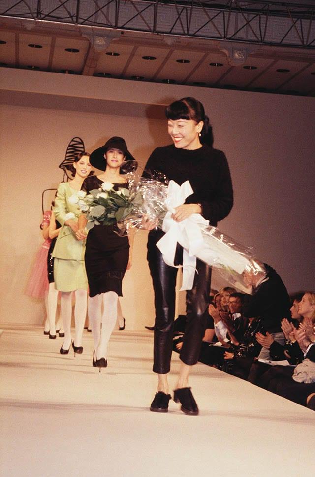 Fashion Israel - 2020 חדשות אופנה, כתבות אופנה 2020, טרנדים, מגזין אופנה, אופנה - צילום מאוסף יוריקו טומיטה -2